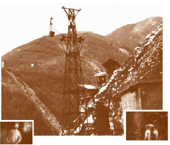 Costa Jels - vecchia teleferica