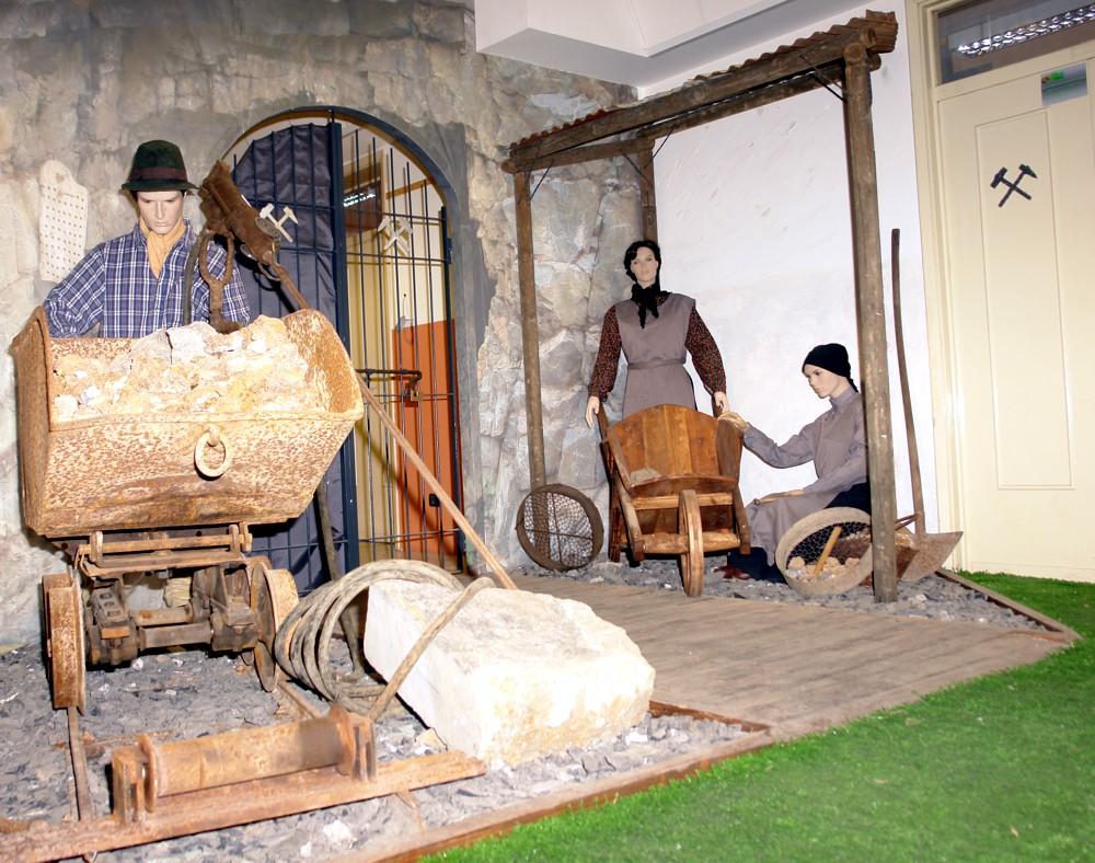 Museo delle miniere di Gorno