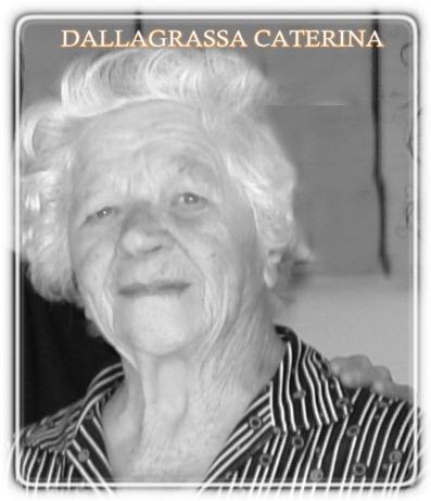 Taissina Caterina Dallagrassa