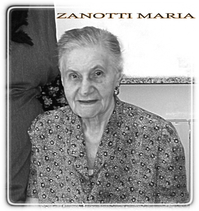 Taissina Maria Zanotti
